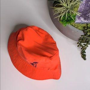 Koala Kids Accessories - Koala Kids 4T Bucket Water Resistant Sunhat Orange